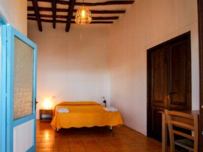 hotel bedroom view